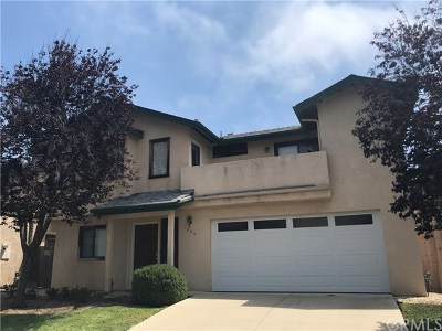 San Luis Obispo County Single Family Home For Sale: 1435 16th Street