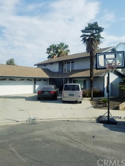 Whittier CA Single Family Home For Sale: $675,000