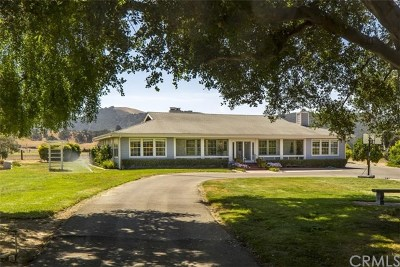 Arroyo Grande Single Family Home For Sale: 2280 Lopez Drive