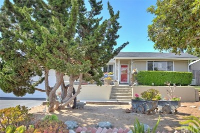 Los Osos Single Family Home For Sale: 765 Woodland Drive