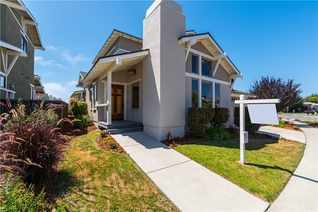 3 bed / 2 full, 2 partial baths Home in Arroyo Grande for $805,000