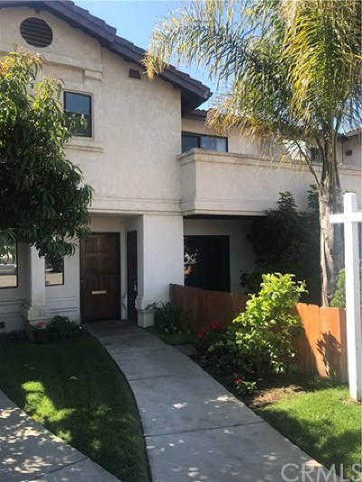 San Luis Obispo County Condo/Townhouse For Sale: 506 S 14th Street