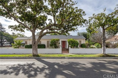 Santa Maria Single Family Home For Sale: 326 E Camino Colegio