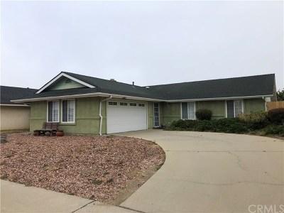 Lompoc Single Family Home For Sale: 1007 W Oak