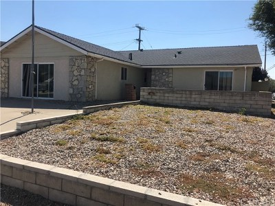 Lompoc Single Family Home For Sale: 401 S R Street