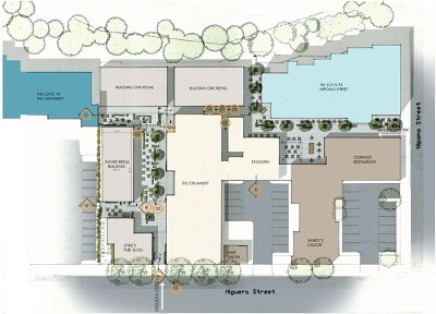 San Luis Obispo County Commercial Lease For Lease: 570 Higuera Street