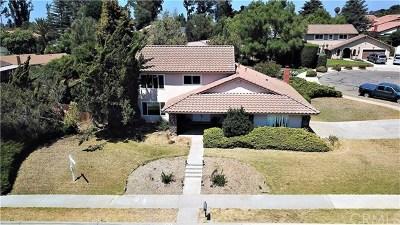 Santa Maria Single Family Home For Sale: 285 Tallyho Road