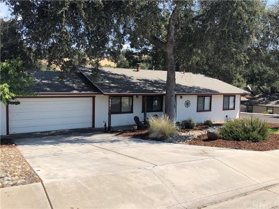 Paso Robles Single Family Home For Sale: 315 Pacific Avenue