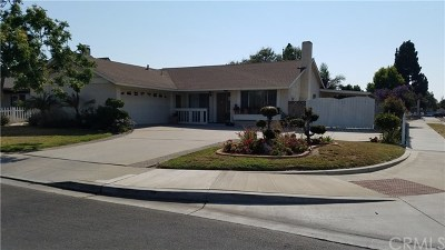 Santa Maria Single Family Home For Sale: 1017 Sugar Bush Drive