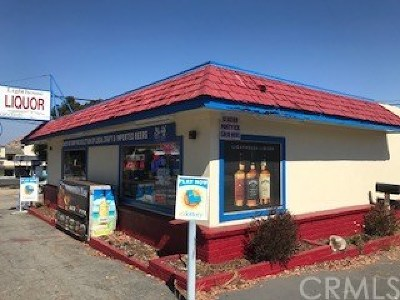 Morro Bay Business Opportunity For Sale: 701 Morro Bay Boulevard