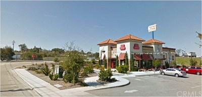 Atascadero Commercial For Sale: 8950 Montecito Avenue