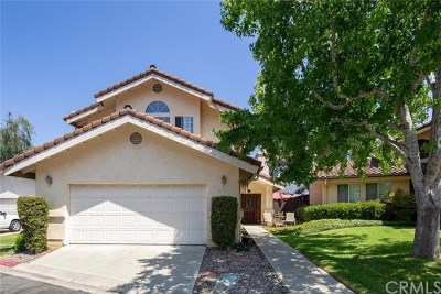 San Luis Obispo Single Family Home For Sale: 828 Clearview Lane