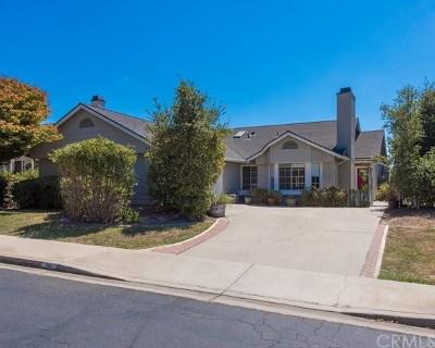 Santa Maria Single Family Home For Sale: 306 Hartnell Road