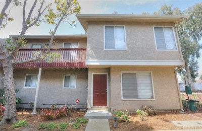 San Luis Obispo County Condo/Townhouse Active Under Contract: 1146 Ash Street #E