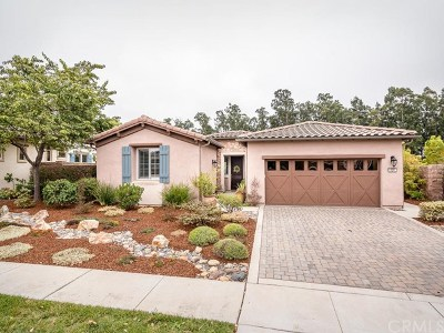 San Luis Obispo County Single Family Home For Sale: 926 Anna Circle