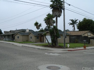 Grover Beach Single Family Home For Sale: 679 S Trouville Avenue