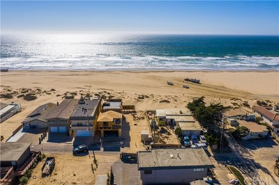 Pismo Beach, Arroyo Grande, Grover Beach, Oceano Residential Lots & Land For Sale: 1358 Strand Way