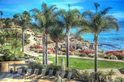 San Luis Obispo County Condo/Townhouse For Sale: 2727 Shell Beach Road #311