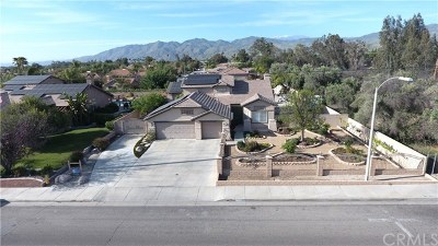 Hemet Single Family Home For Sale: 42976 Mayberry Avenue