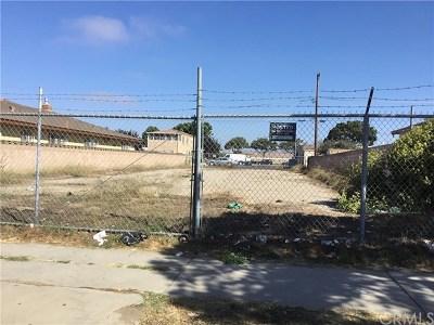Santa Maria Residential Lots & Land For Sale: W Church Street