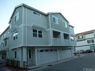 San Luis Obispo County Condo/Townhouse For Sale: 843 Coriander Lane #3002