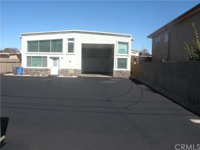 San Luis Obispo County Commercial For Sale: 354 Front Street