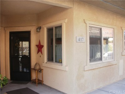 Pismo Beach, Arroyo Grande, Grover Beach, Oceano Condo/Townhouse For Sale: 579 Camino Mercado #417
