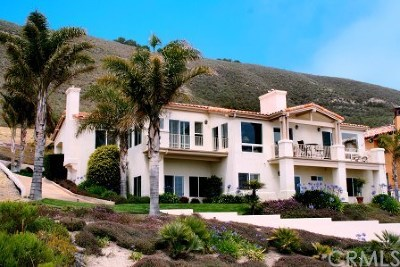 Pismo Beach CA Single Family Home For Sale: $4,450,000