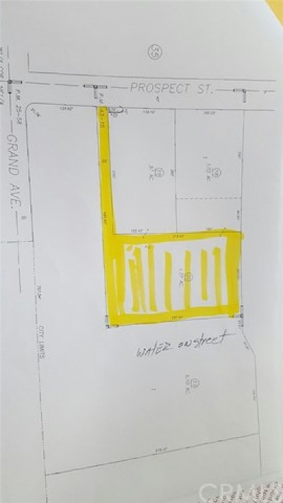 Porterville Residential Lots & Land For Sale: N Prospect