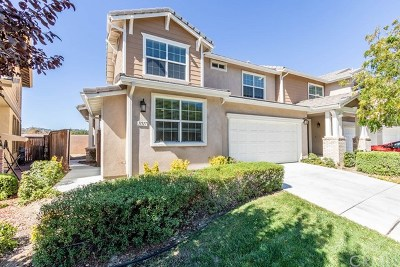 San Luis Obispo County Condo/Townhouse For Sale: 11317 Cuervo Way #261