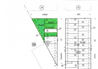 Los Osos Residential Lots & Land For Sale: 1619 4th Street