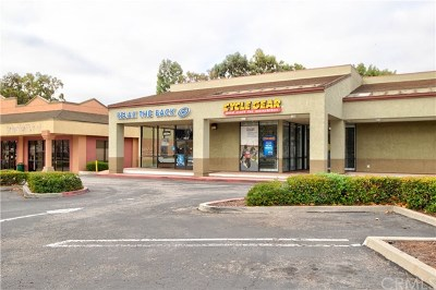 San Luis Obispo County Business Opportunity For Sale: 445 Madonna Road #A
