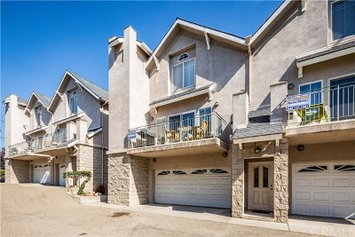 Pismo Beach Condo/Townhouse For Sale: 366 Park Avenue #C