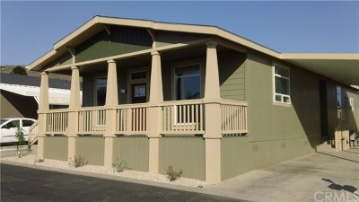 San Luis Obispo CA Mobile Home For Sale: $419,500