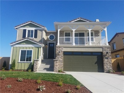 Single Family Home For Sale: 1093 Sanders Court #Lot 1