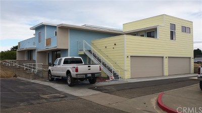 San Luis Obispo County Multi Family Home For Sale: 1111 Strand Way