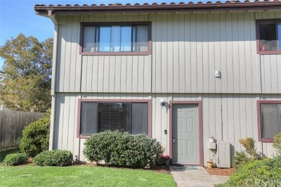 Grover Beach Condo/Townhouse For Sale: 676 N 12th Street #5