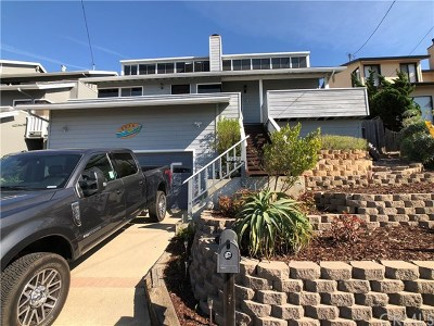 Morro Bay CA Single Family Home For Sale: $1,200,000