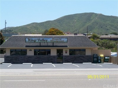 San Luis Obispo County Commercial For Sale: 1085 Los Osos Valley Road