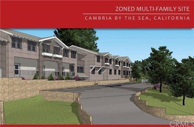 Cambria Residential Lots & Land For Sale: 1981 Green Street
