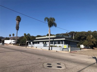 San Luis Obispo County Commercial Lease For Lease: 558 Price Street