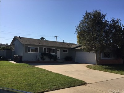 Santa Maria Single Family Home For Sale: 1008 Doane Avenue