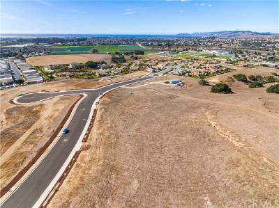 San Luis Obispo County Residential Lots & Land For Sale: 779 Castillo Del Mar