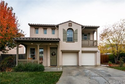 Santa Margarita, Templeton, Atascadero, Paso Robles Single Family Home For Sale: 9470 Azor Lane