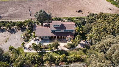 Arroyo Grande Single Family Home For Sale: 892 Mesa View