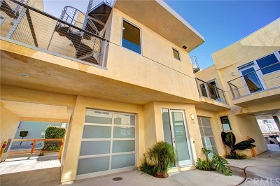 San Luis Obispo County Condo/Townhouse For Sale: 243 San Miguel Street #3