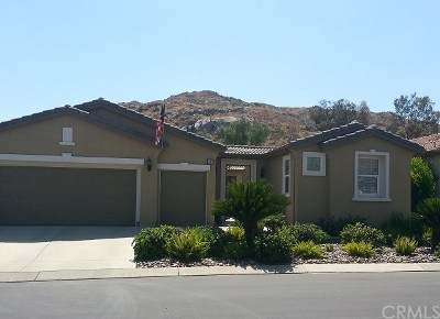 Hemet, San Jacinto Single Family Home For Sale: 449 Garcia Drive