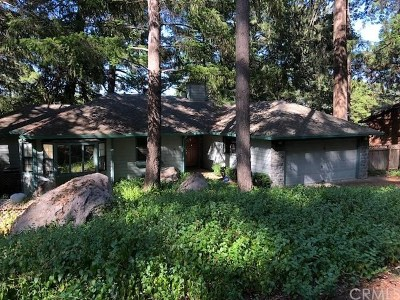 Kelseyville Single Family Home For Sale: 2916 Buckingham Drive