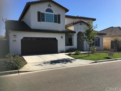 Santa Maria Single Family Home For Sale: 1564 S Syracuse Lane