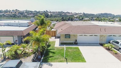 Pismo Beach Single Family Home For Sale: 638 Vista Pacifica Circle